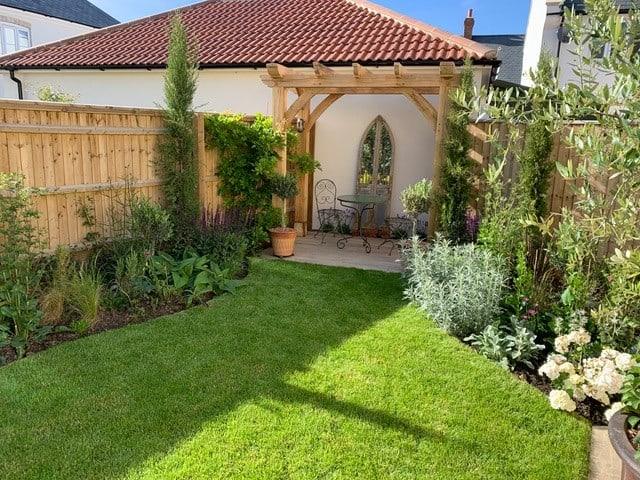 Garden Design Bath Wiltshire Drought Resistant Gardens